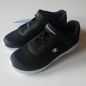 NWT velco champion memory foam shoes